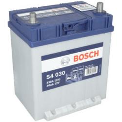 BOSCH SILVER S40 30 40AH 330A R+