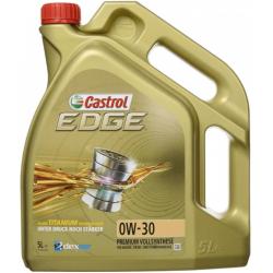 CASTROL EDGE 0W30 5L