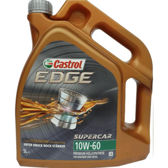 CASTROL EDGE 10W-60 5L