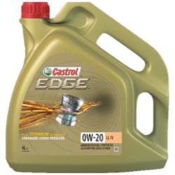 CASTROL EDGE LONG LIFE 0W20 IV 4L