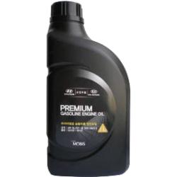 HYUNDAI-KIA PREMIUM GASOLINE ENGINE OIL 5W-20 1L