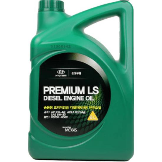 HYUNDAI-KIA PREMIUM LS DIESEL ENGINE OIL 5W-30 6L