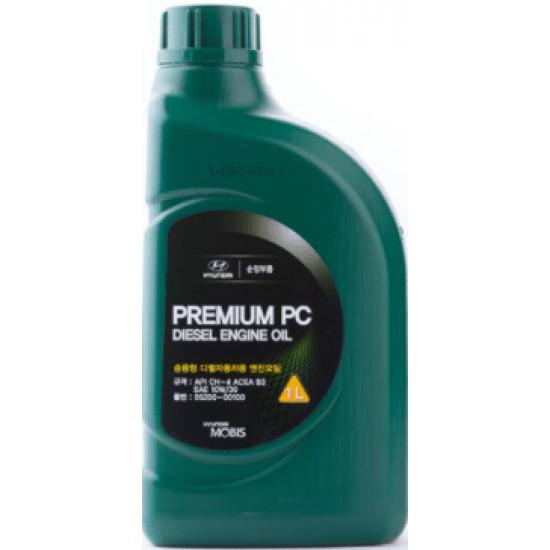 HYUNDAI-KIA PREMIUM PC DIESEL ENGINE OIL 10W-30 1L