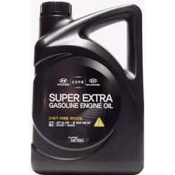 HYUNDAI-KIA SUPER EXTRA GASOLINE ENGINE OIL 5W-30 4L