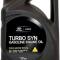HYUNDAI-KIA TURBO SYN GASOLINE ENGINE OIL 5W-30 4L