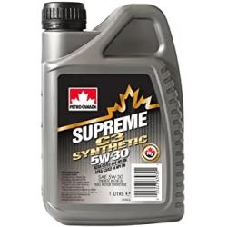 PETRO-CANADA SUPREME C3 SYNTHETIC 5W-30 1L