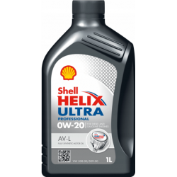 Shell HELIX HX7 PROFESSIONAL AV-L 0W-20 1L