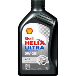 Shell HELIX ULTRA PROFESSIONAL AB-L 0W30 1L