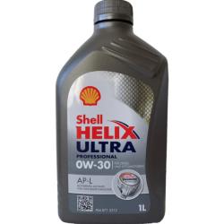 Shell HELIX ULTRA PROFESSIONAL AP-L 0W30 1L