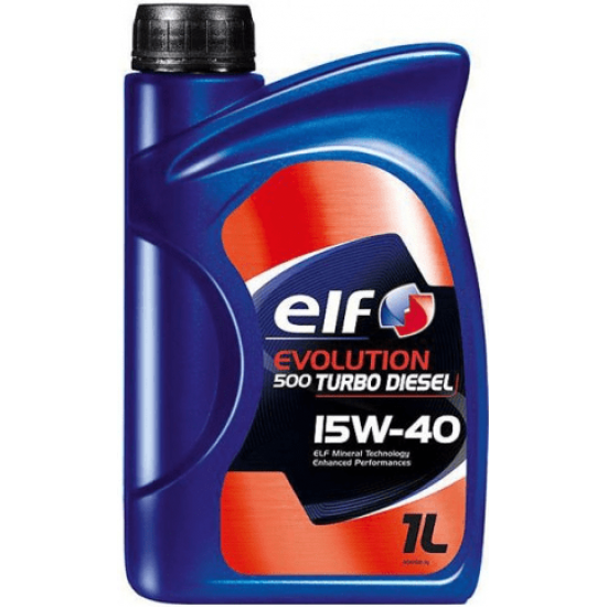 ELF EVOLUTION 500 TD 15W40 1L